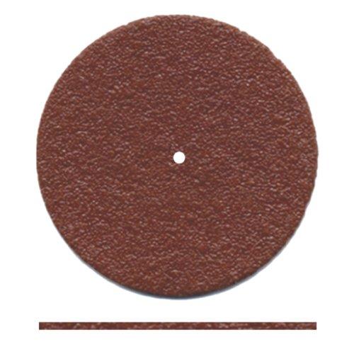 Dedeco 5512 Elite Aluminum Oxide Separating Discs, 1-1/2