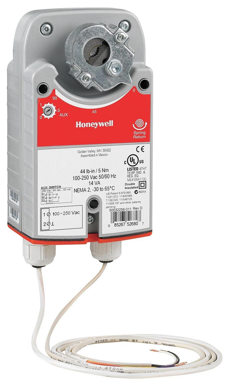 Honeywell, Inc. MS7505W2030 ACTUATOR W/WHIPS 90SEC SE 24V