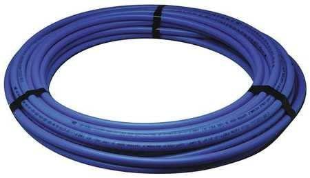 PEX Tubing, Blue, 1In, 100Ft, 100psi