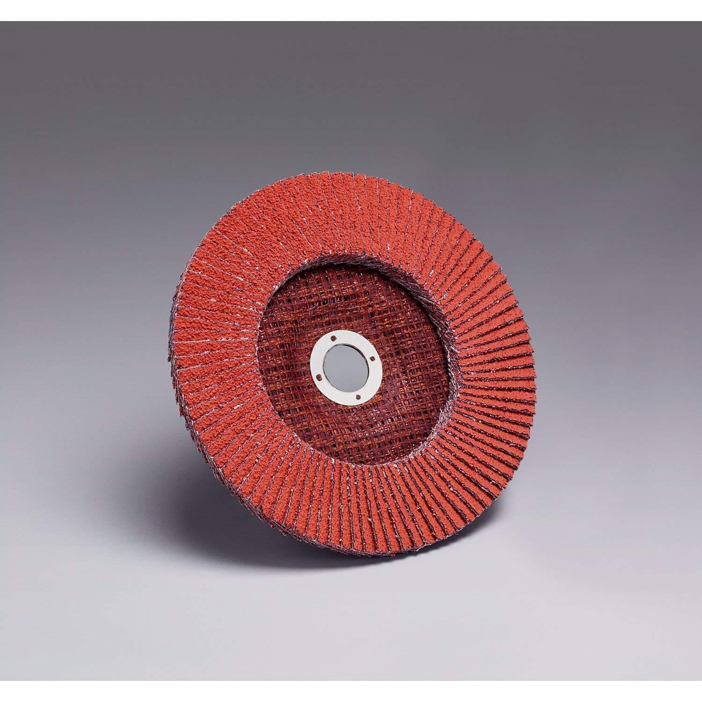 3M Flap Disc 947D, T27, 7 in x 7/8 in, 60