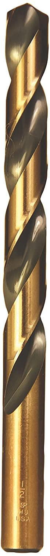Viking Drill and Tool 5650 0 Type 240-UB 135 Degree Split Point Magnum Super Premium Jobber Drill Bit (12 Pack), 11/64