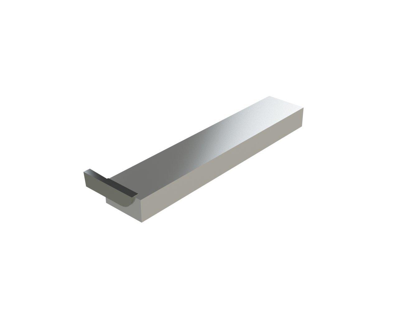 Micro 100 GR-068002 Brazed Groove Tool Square Shank Diameter