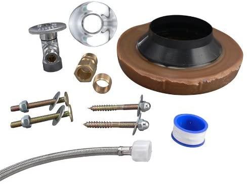 Plumb Pak Toilet Installation Kit MK-A1W