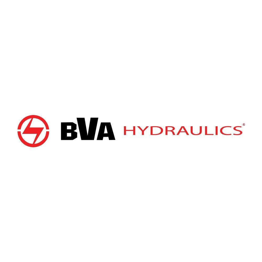 BVA Hydraulics LB-RH10C Regulator Hose with Safety Couplers, 10', 7