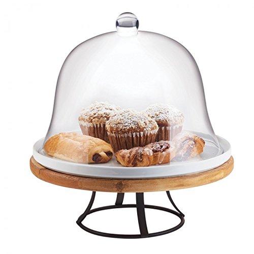 Cal-Mil 3481-99 Cake Pedestal, 13.5