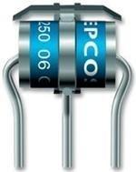 Gas Discharge Tubes - GDTs / Gas Plasma Arrestors 90V 10KA 3 Electrode (1 piece)