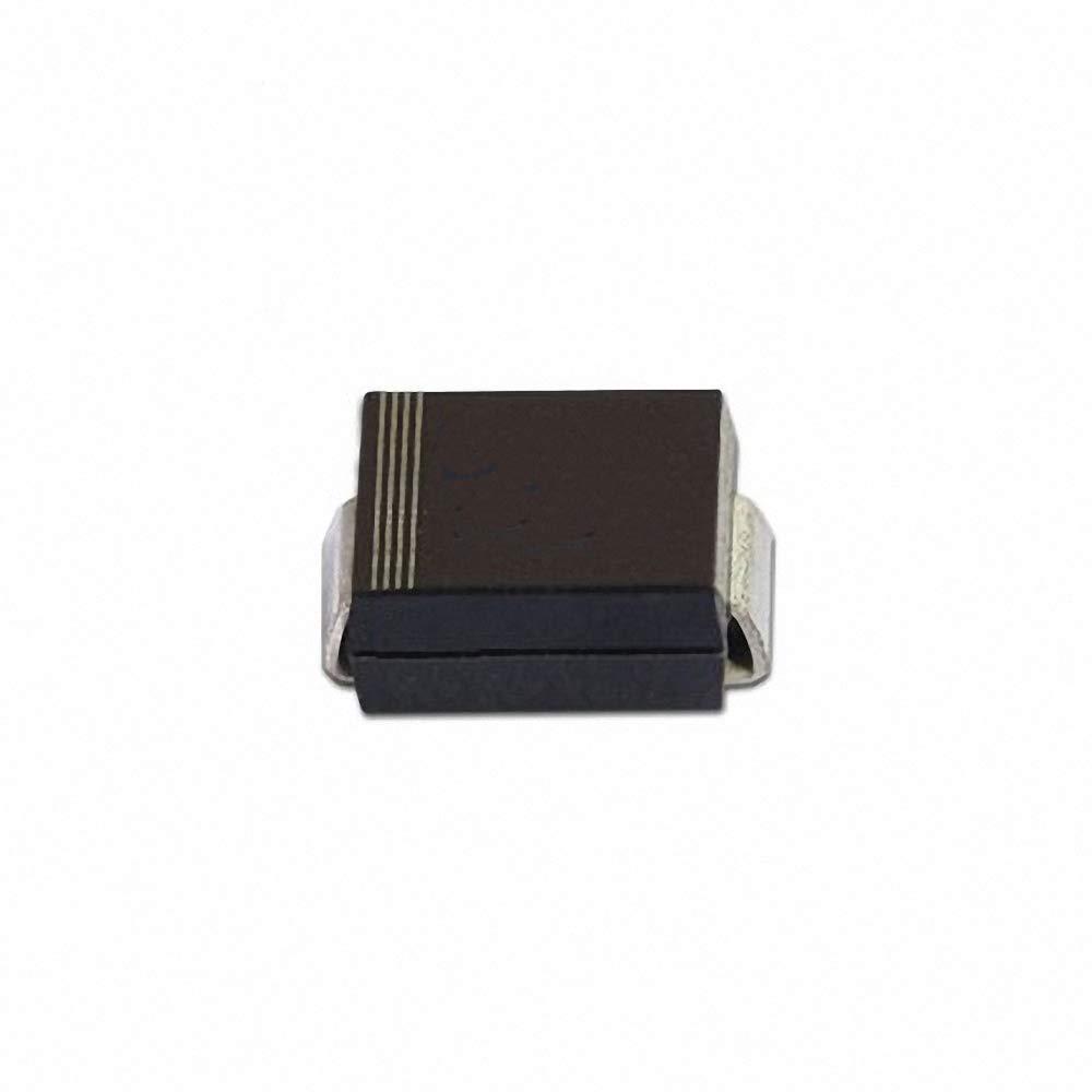 6.5V SMD Bidirectional TVS Transient Diode SMBJ6.5CA (P6KE6.5CA) DO-214AA