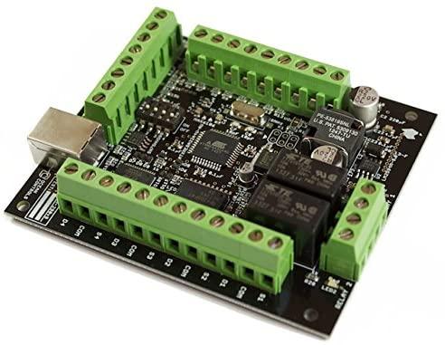 USB Serial Stepper Motor Controller
