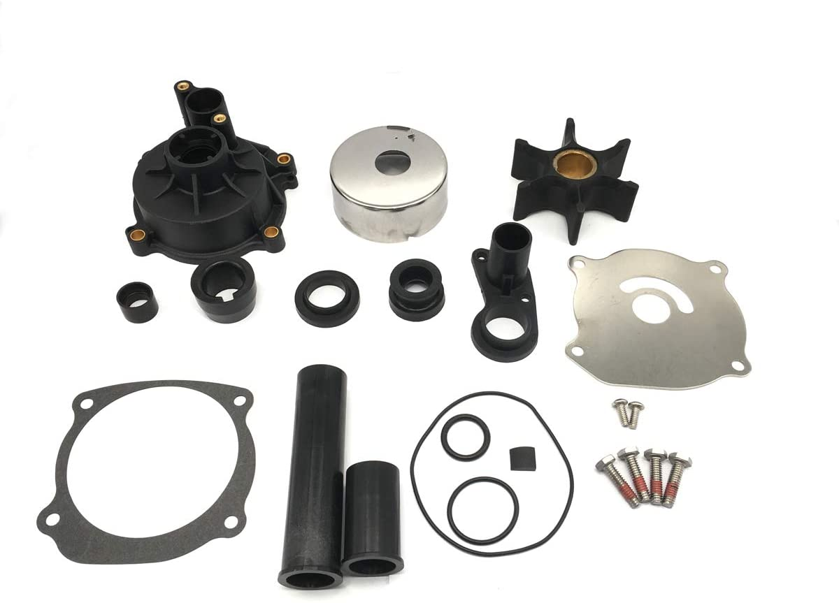 UANOFCN Johnson Evinrude Outboard Water Pump Kit Replacement 5001595 with Housing 75-250HP