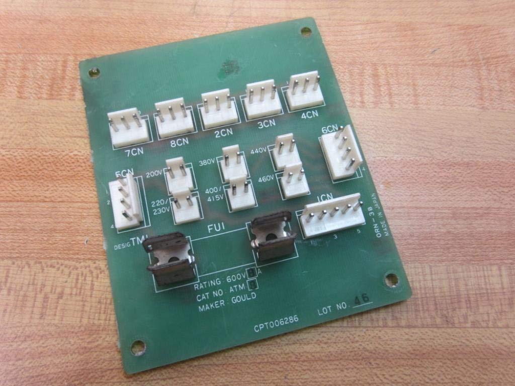 Yaskawa CPT006286 Transformer Circuit Board