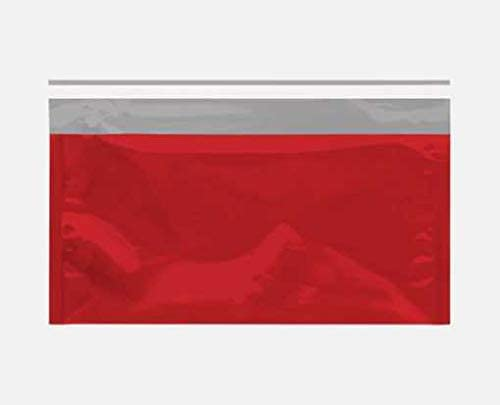 6 1/4 x 10 1/4 Metallic Glamour Mailers (Pack of 1000)