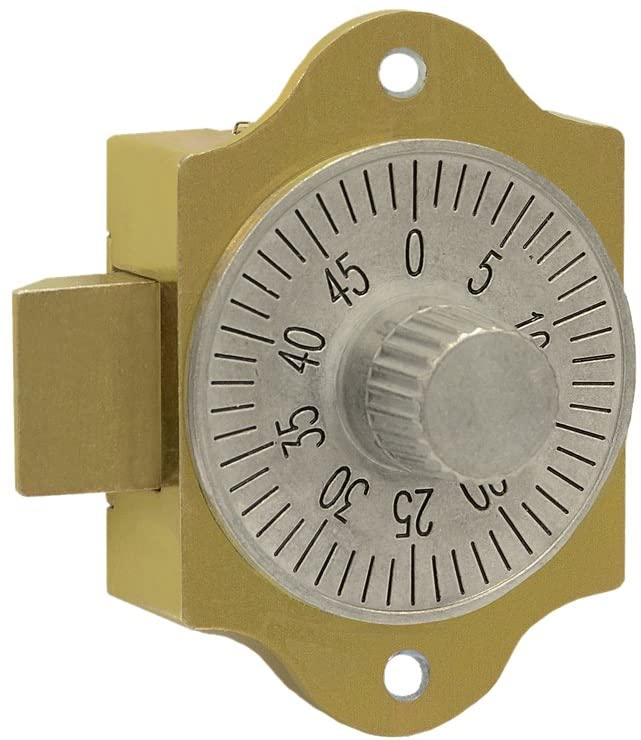 Salsbury Industries 3486 Replacement Combination Lock for 4C Pedestal Mailbox