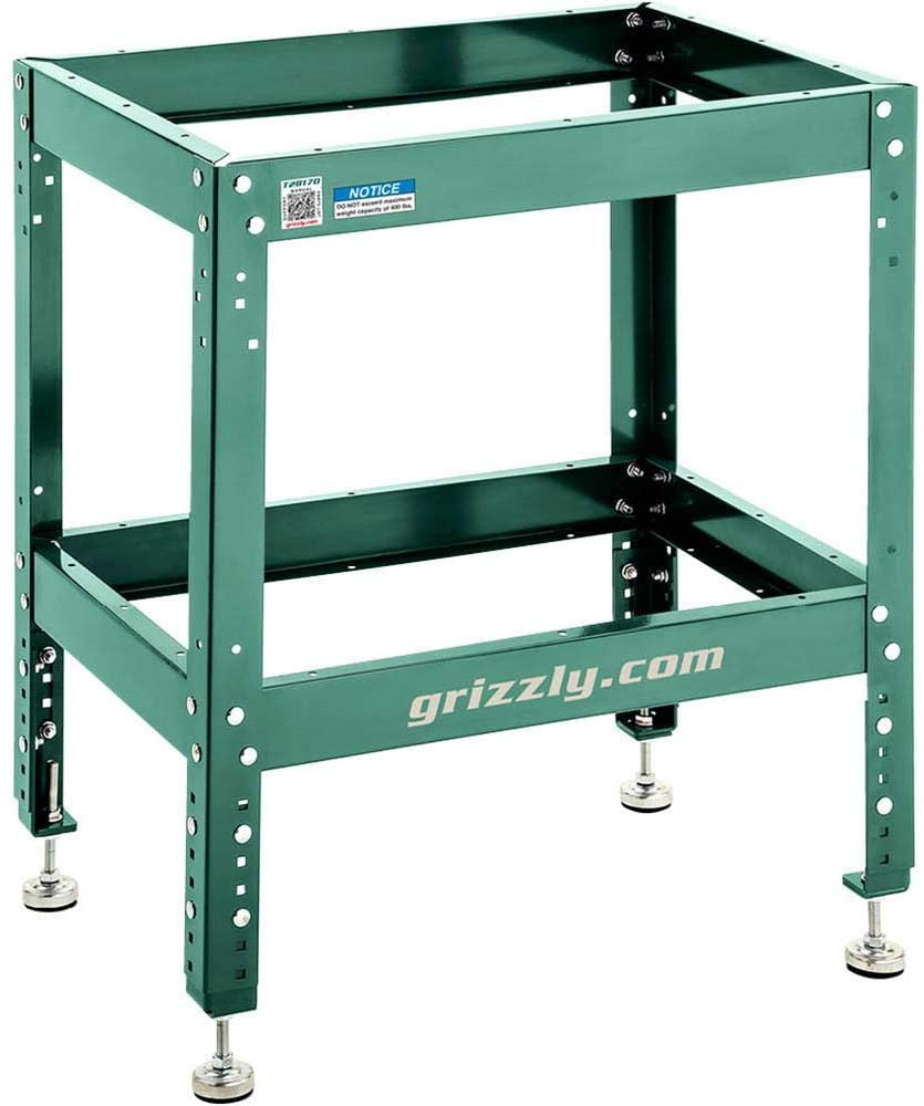 Grizzly Industrial T28170 - Heavy-Duty Shop Stand
