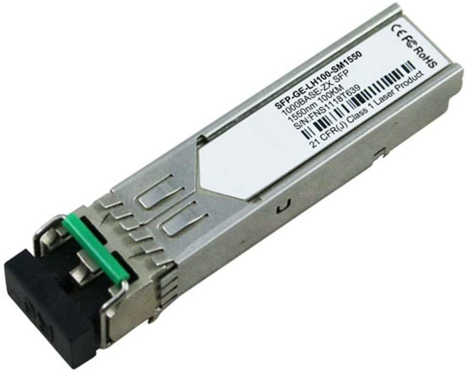 LODFIBER SFP-GE-LH100-SM1550 H3C Compatible 1000BASE-LH SFP 1550nm 100km DOM Transceiver