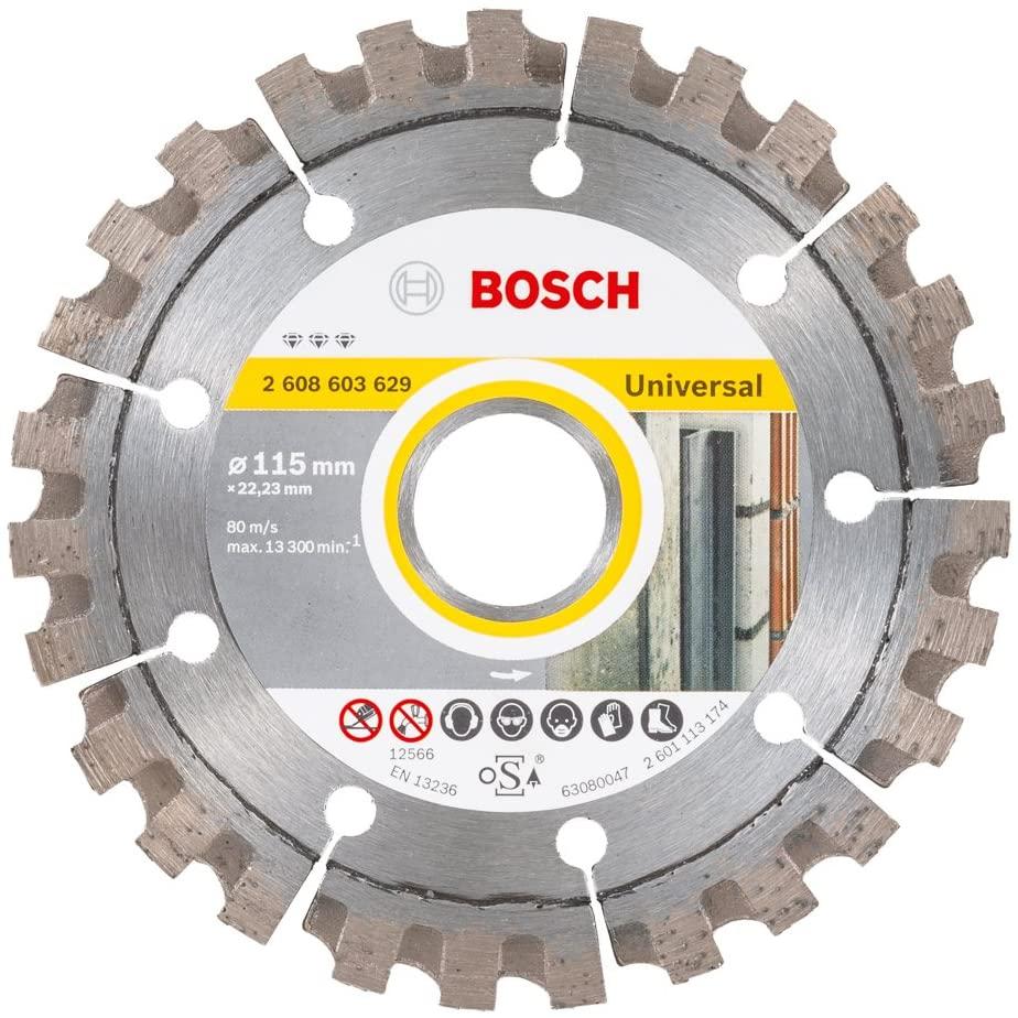 Bosch 2608603629 Diamond Cutting Disc Best for Universal