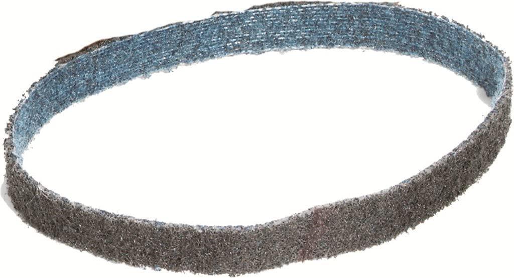 United Abrasives-SAIT 77562 3 X 24 Non-Woven Belt, Blue, 10-Pack
