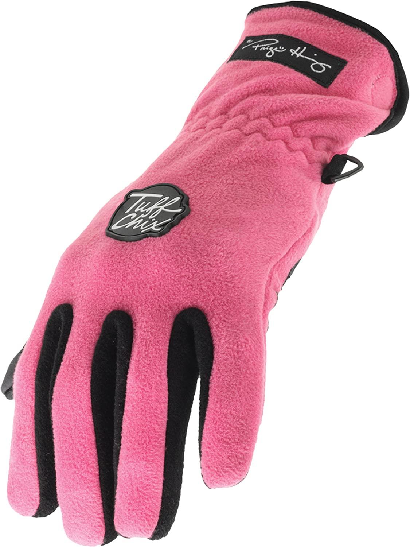 Ironclad SMTC-23-M Tuff-Chix Fleece Glove, Pink, Medium