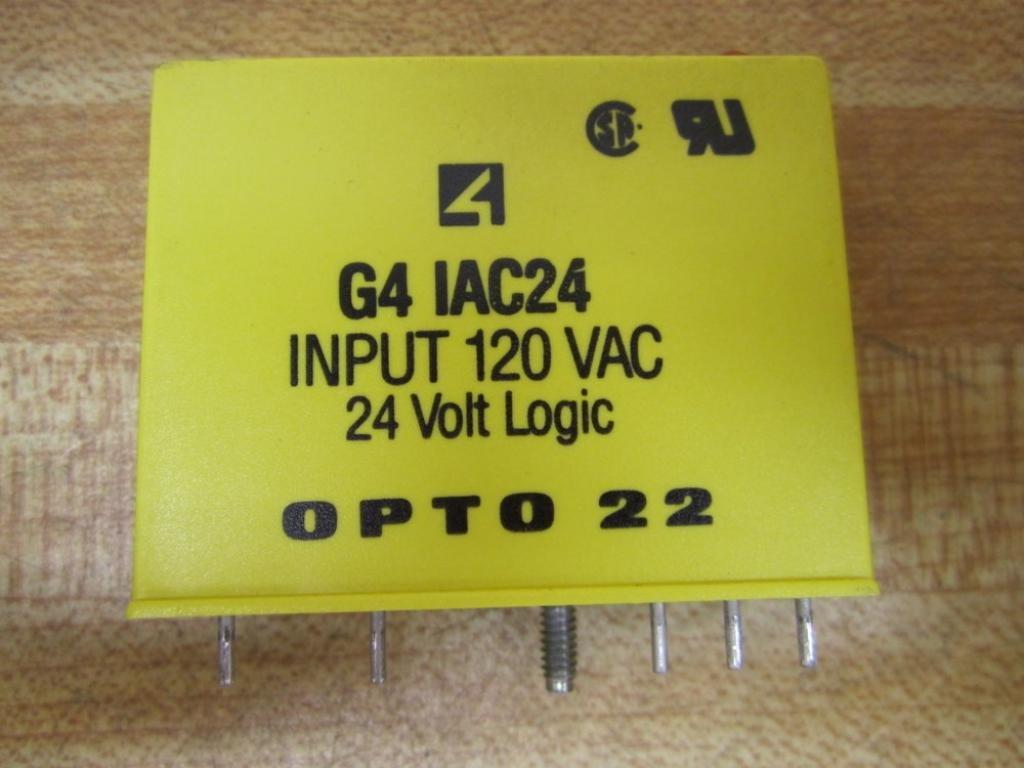 Opto22 G4 IAC24 Input Module G4IAC24 (Pack of 6)