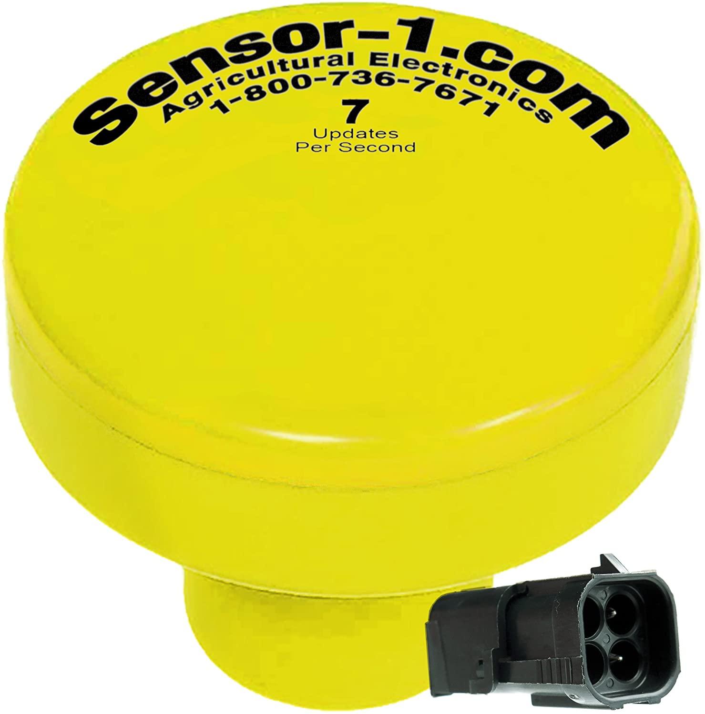 Sensor-1 A-DS-GPSM-JDT7-YEL, Yellow
