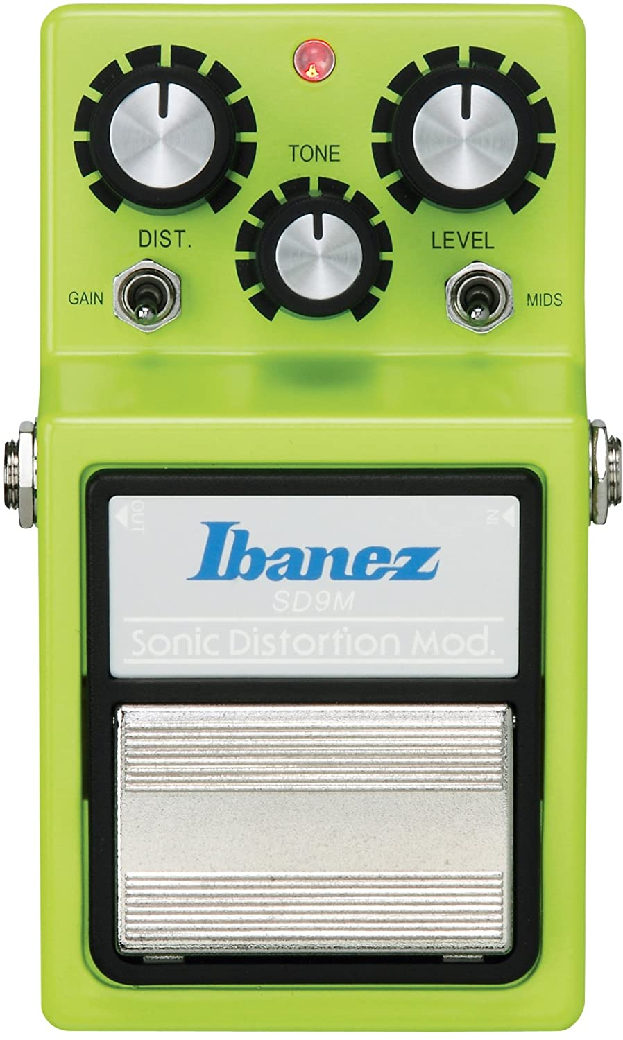 Ibanez SD-9M Sonic Distortion Guitar Effect Pedal