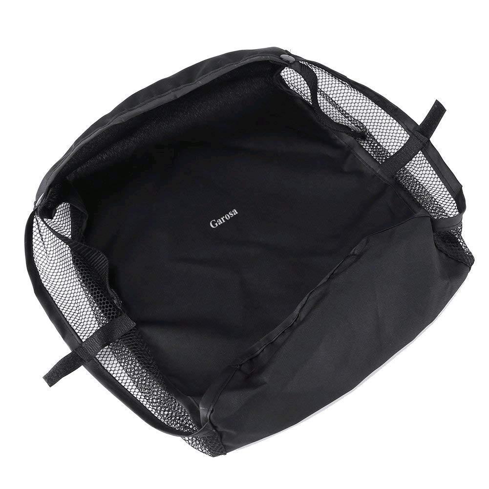 Baby Stroller Pram Waterproof Bottom Basket Infant Pushchair Buggy Shopping Storage Case Organizer Bag Mesh Netting Accessories Organizer