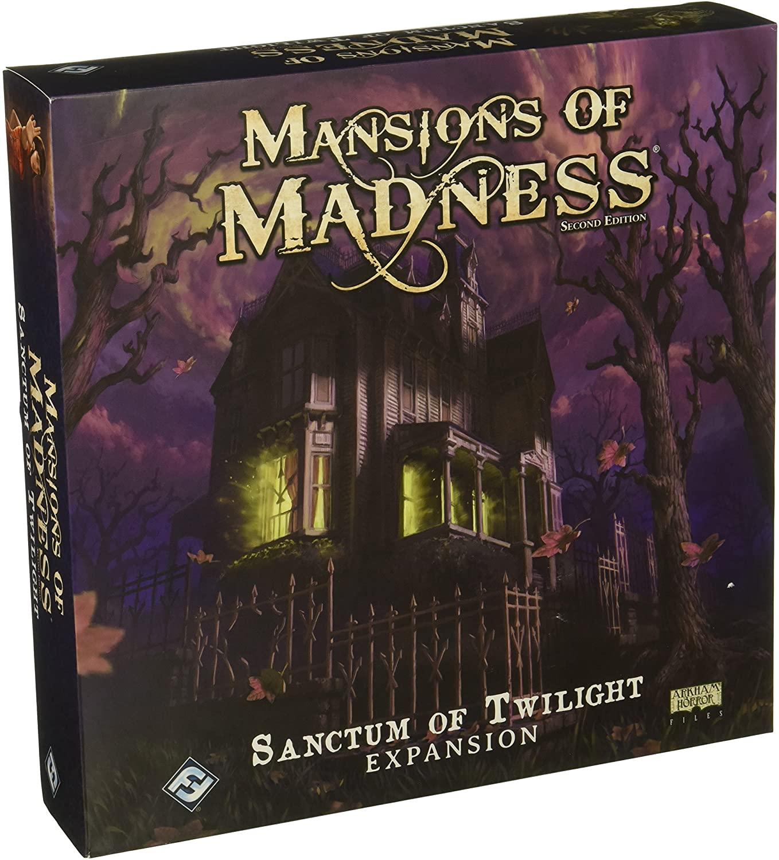 Mansions of Madness Second Edition: Sanctum of Twilight
