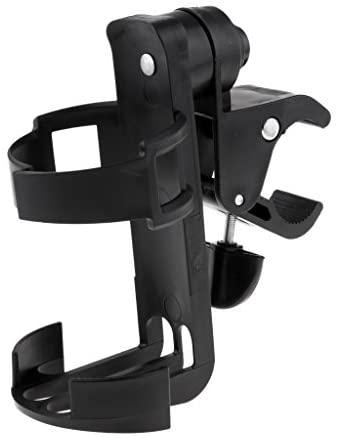 CapsBee Bike Cup Holder Stroller Bottle Holders 360 Degrees Rotation Anti-slip Mount