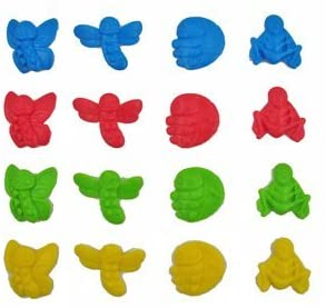 Mattel Chameleon Crunch Game - Replacement Pieces