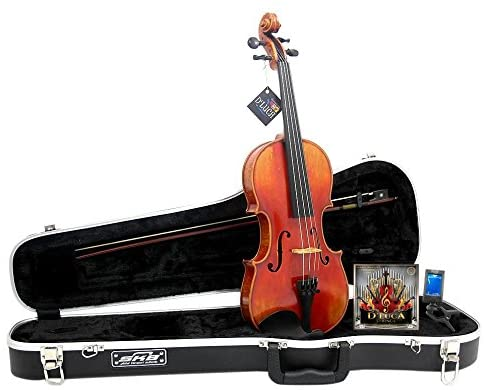 D'Luca PROV-CA700-44 Strauss 700 Opera Violin Antique Finish 4/4 with SKB Molded Case
