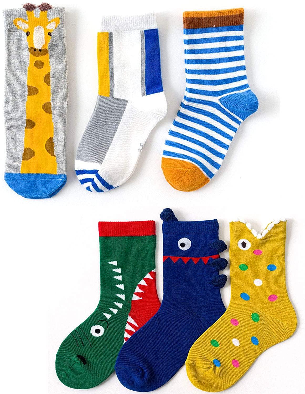 Toddler Socks Kids Socks for Boys & Girls Cute And Socks for Kids