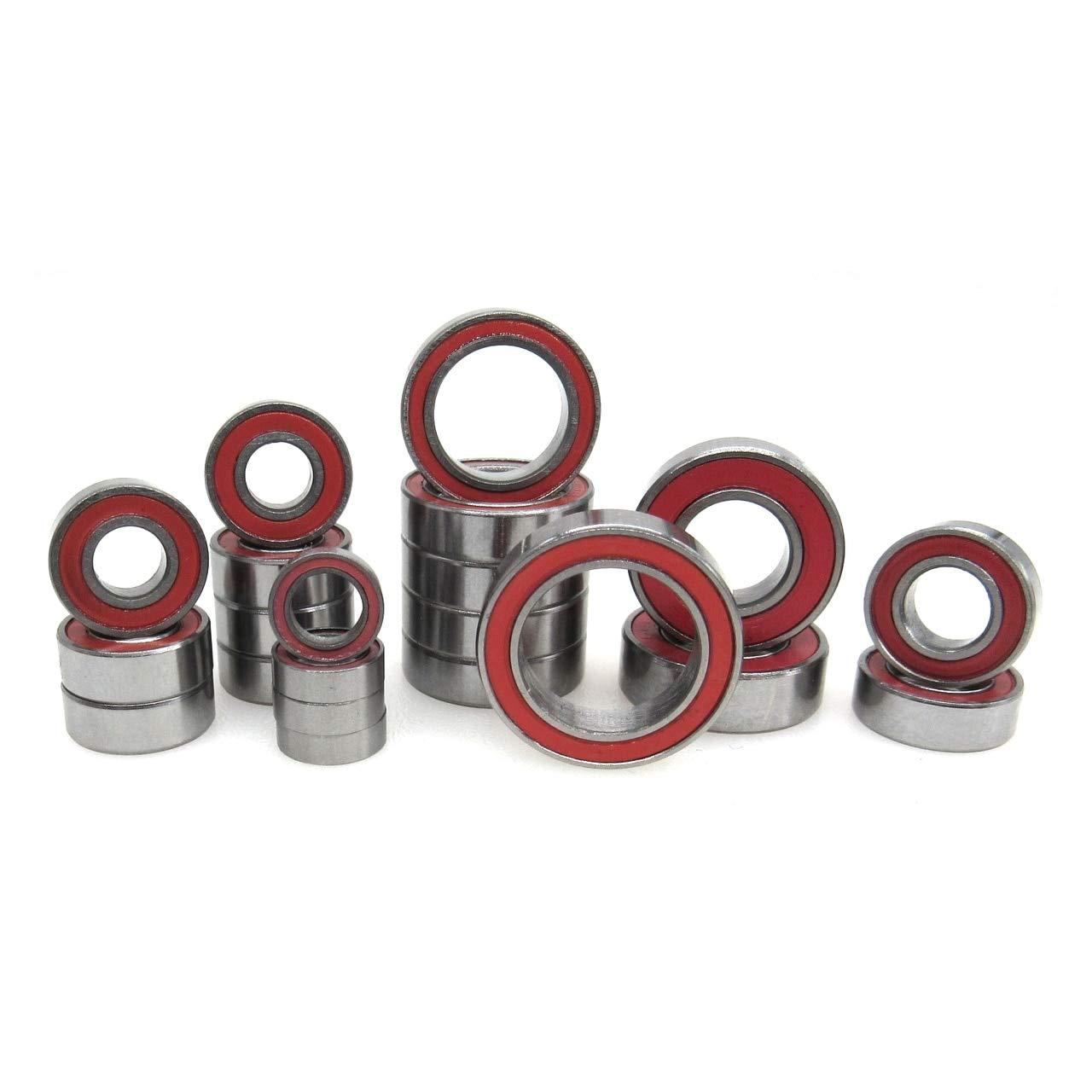 TRB RC Ceramic Ball Bearing Kit (21) Traxxas Slash Rustler 4x4 VXL