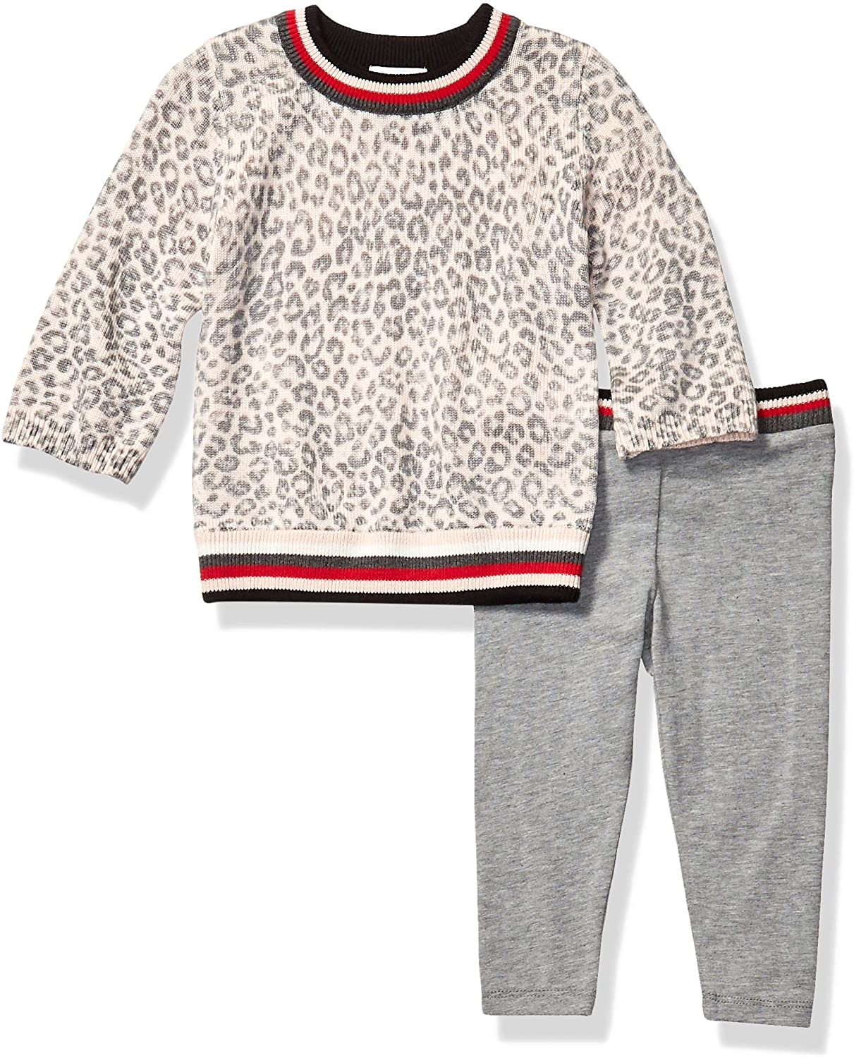 Splendid Baby Girls Long Sleeve Legging Set