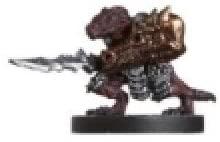 D & D Minis: Kobold Champion # 37 - Aberations