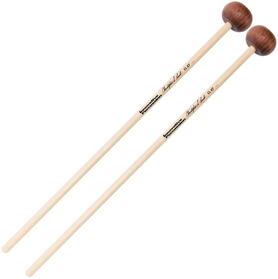 Innovative Percussion Christopher Lamb Series Medium Mallets (CLX7)