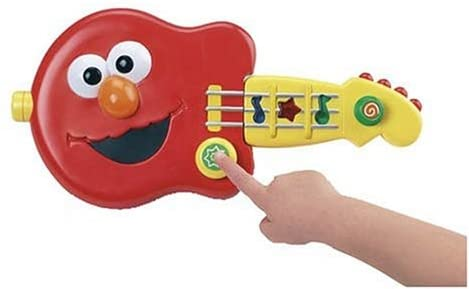 Fisher-Price 2-in-1 Giggle Guitar