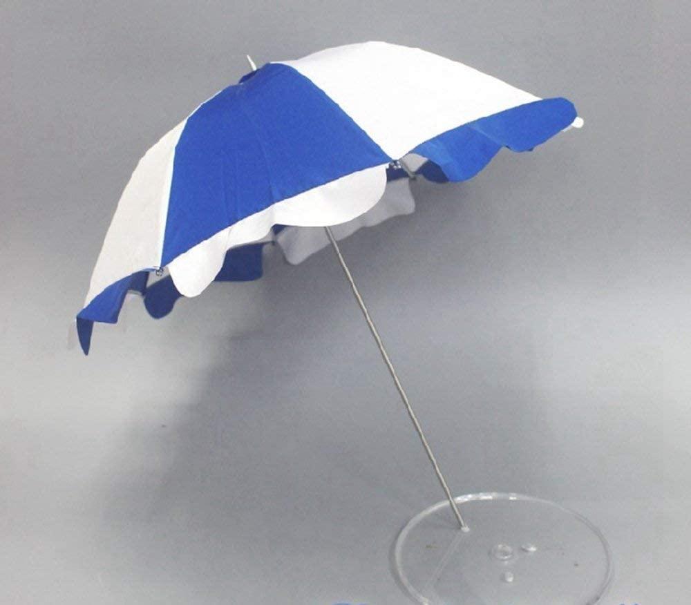 ZSMD 1/6 Toy Accessory 35cm Beach Umbrella Model F 12'' Action Figure