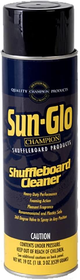 Sun-Glo Shuffleboard Spray Cleaner