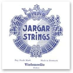 Jargar Cello String Set, 4/4 Size - Medium