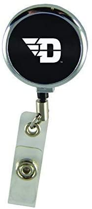 LXG, Inc. University of Dayton -Retractable Badge Reel-Black