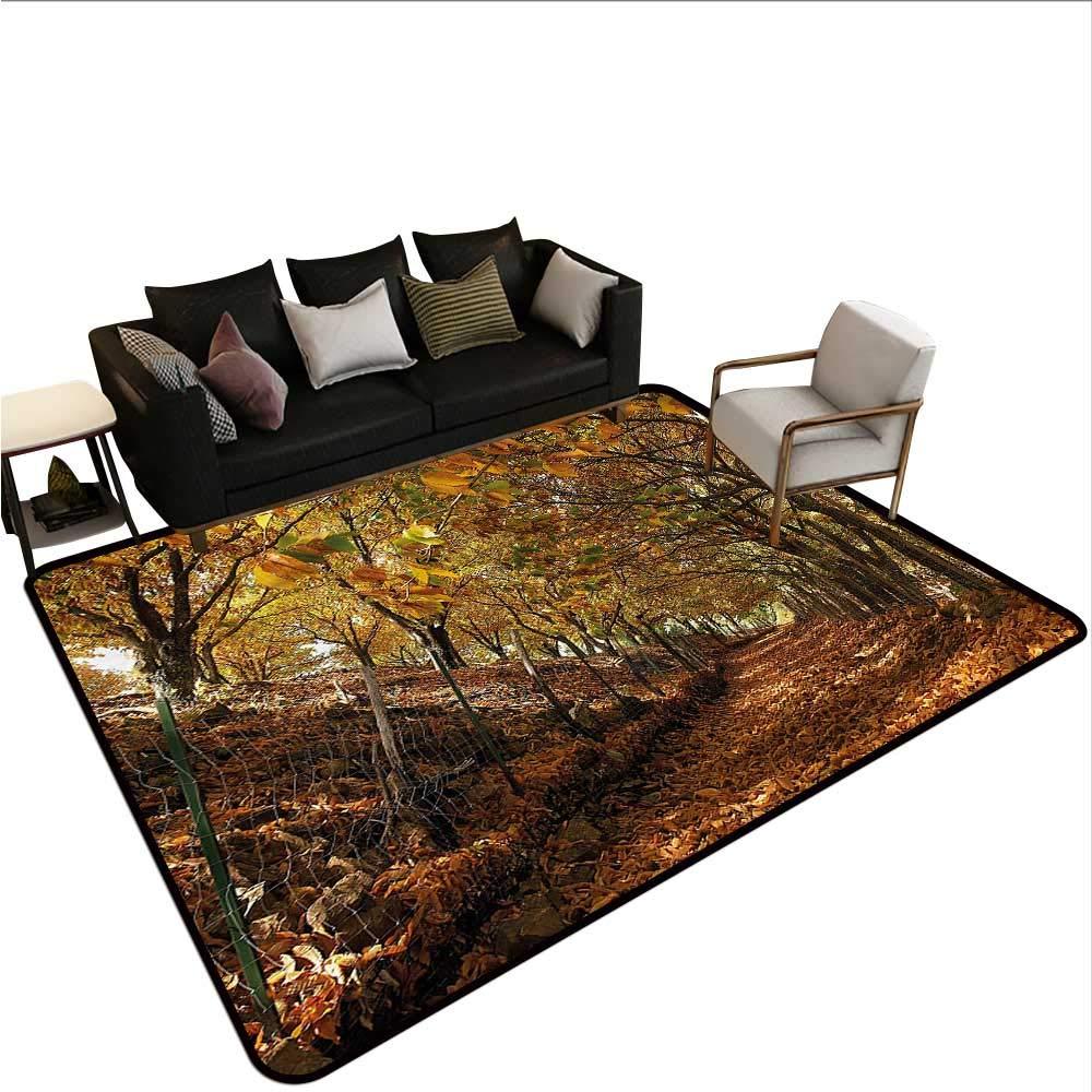 Nature,Designed Kitchen Bathroom Floor Mat 36