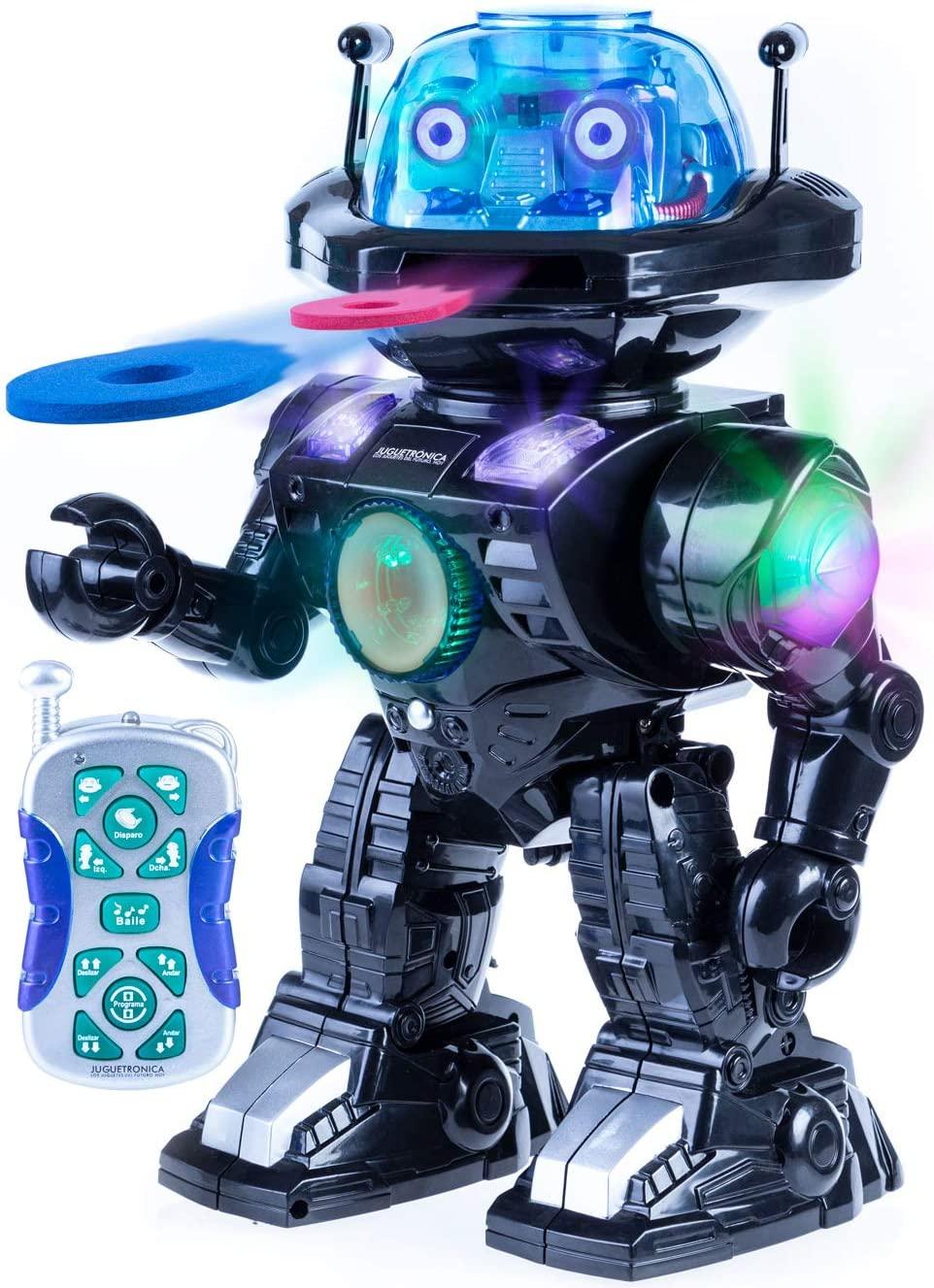 JUGUETRÓNICA juguetronica Robi The Robot