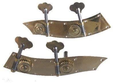 Double bass machine head pegs 4/4&3/4