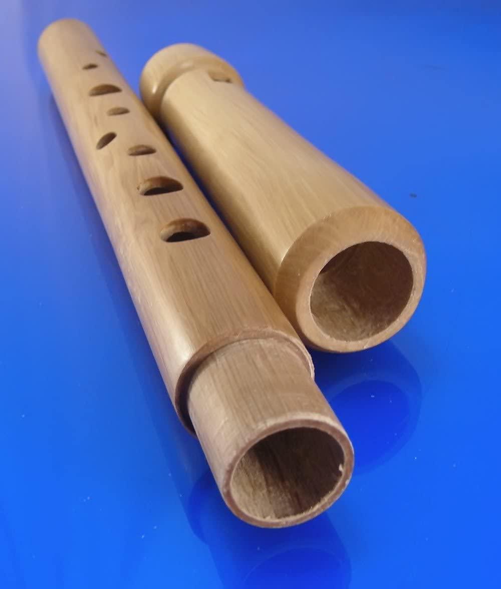 Professional Wooden Ukrainian Ethnic Flute Whistle Sopilka (alto)