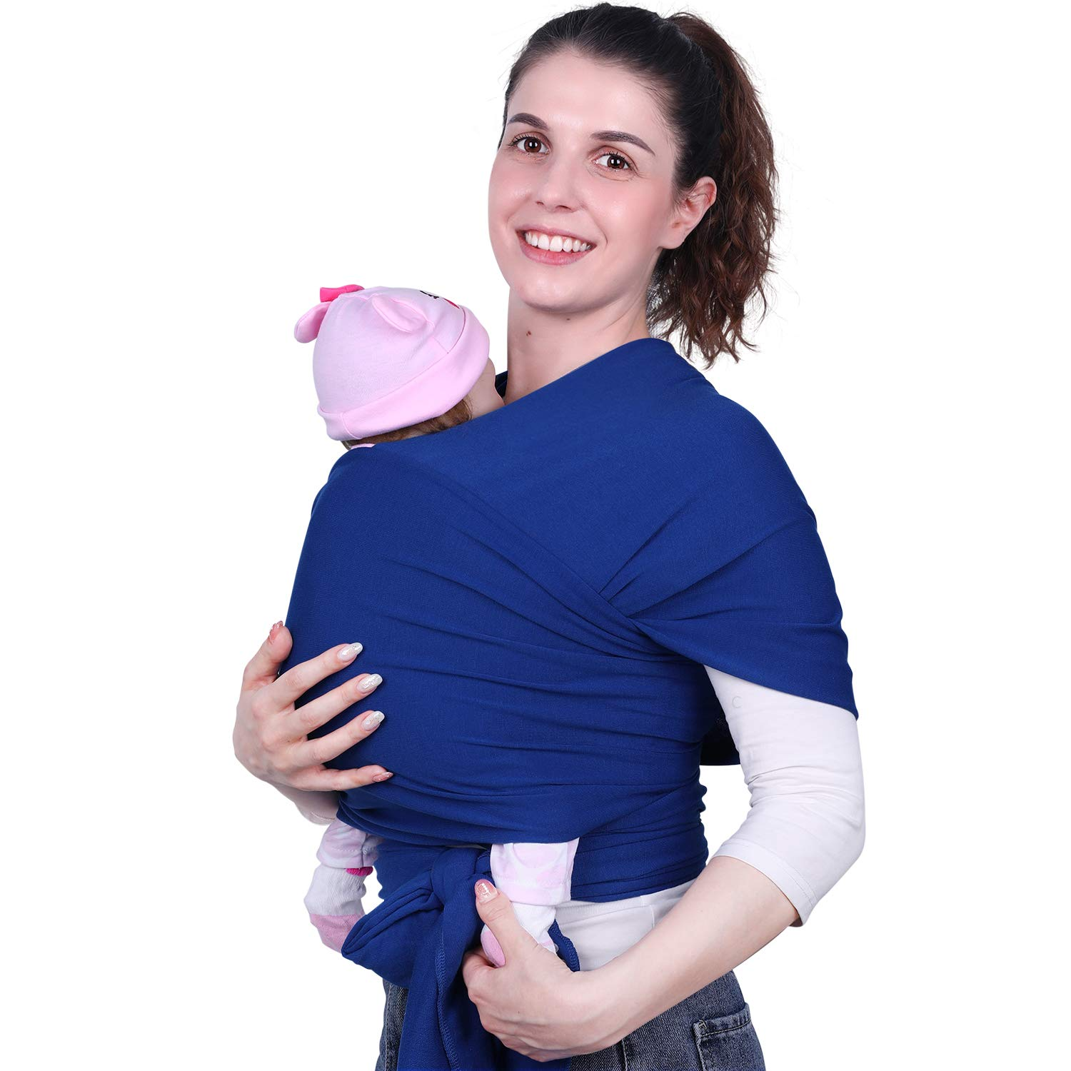 Baby Carrier Wrap Baby Sling for Newborn Infant MUBYTREE