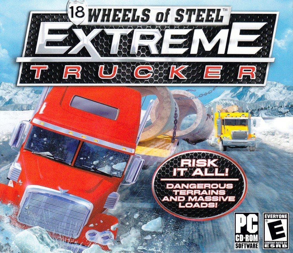 18 Wheels of Steel Exteme Trucker - PC