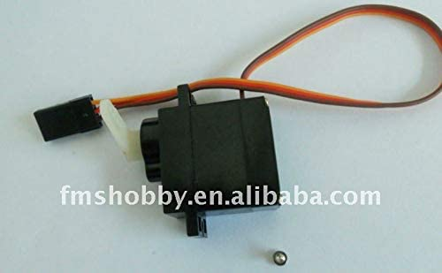 Parts & Accessories RC Hobby Part 9g Plastic Servo for Plane Model