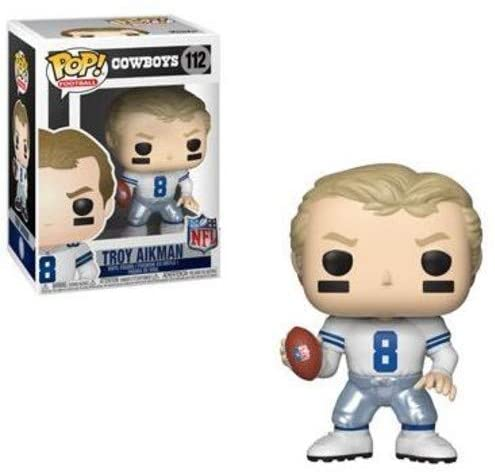 Funko POP! NFL: Legends - Troy Aikman