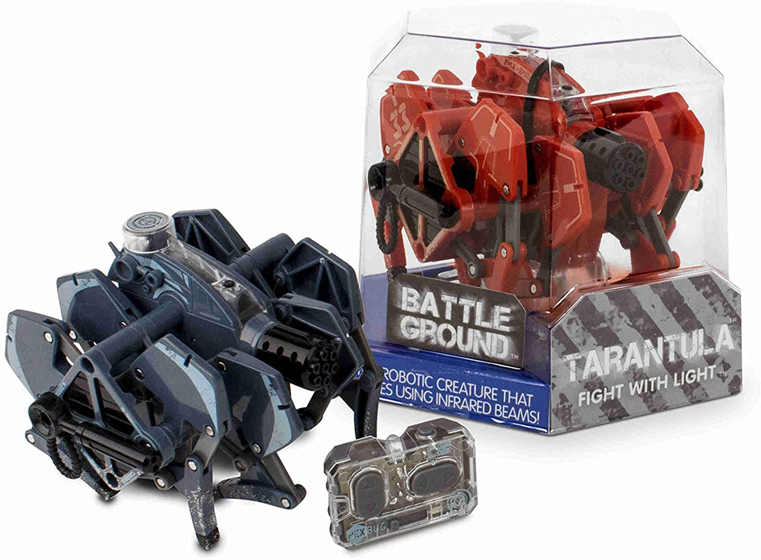 HEXBUG Battle Ground Tarantula - Ships Assorted