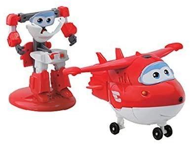 Super wings Hogi /Jett Transforming Model Kit - Assembly Robot