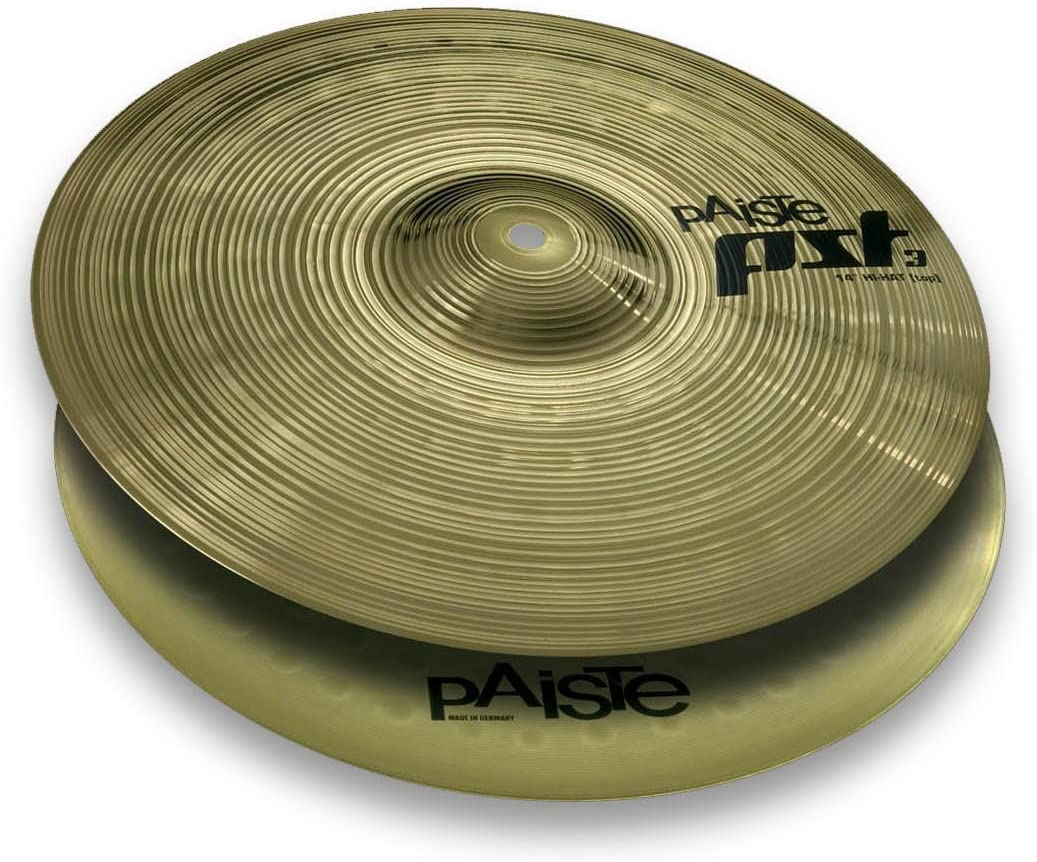 Paiste PST 3 Cymbal Pair Hi-Hat 14-inch